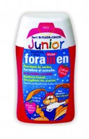Foramen Junior mouthwash And Toothpaste 100ml